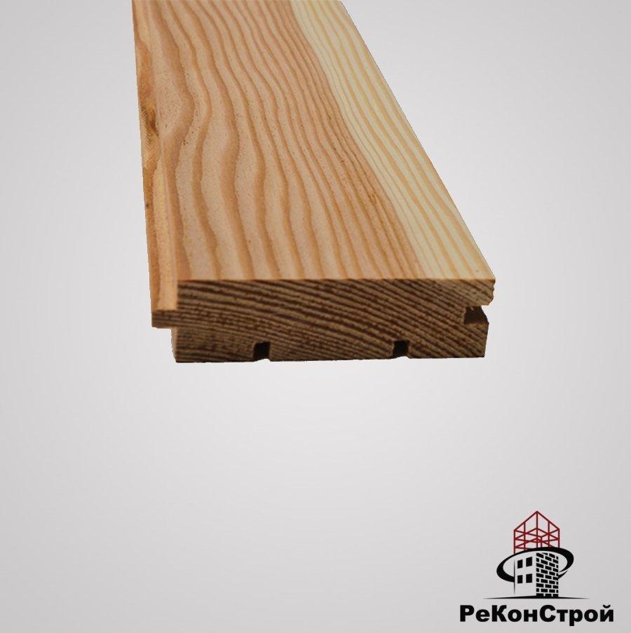 Доска пола лиственница 27x135x2000-4000 мм (сорт ПРИМА) в Старом Осколе